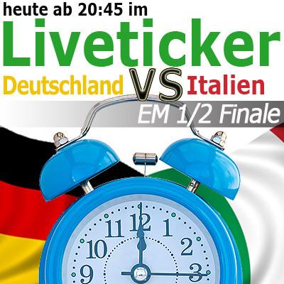 liveticker deutschland italien heute