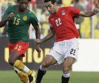 Mohamed Aboutrika - (c) AFP