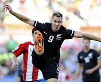 Shane Smeltz - ©SID IMAGES/AFP/