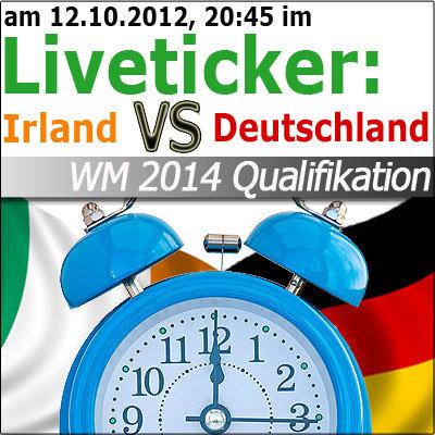 irland deutschland live ticker