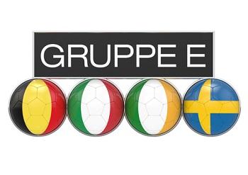 europameisterschaft gruppe e