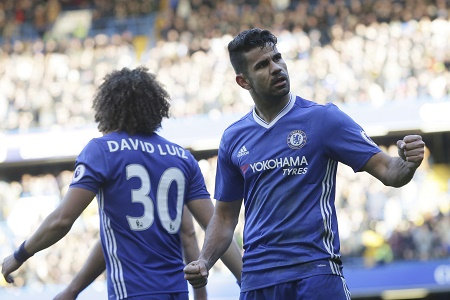 20161211_PD2686 (RM) Diego Costa - Tim Ireland / AP / picturedesk.com