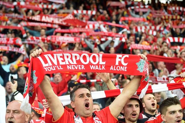 20160518_PD8682 (RM) Liverpool Fans SEBASTIEN BOZON / AFP / picturedesk.com