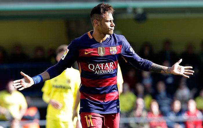 20160320_PD4626 (RM) Neymar © Alberto Saiz / AP / picturedesk.com