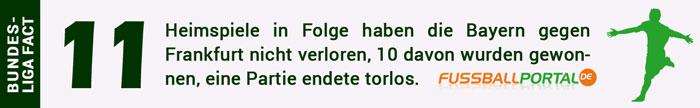 Fact Bayern - Frankfurt