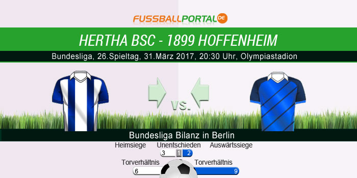 hertha bsc hoffenheim