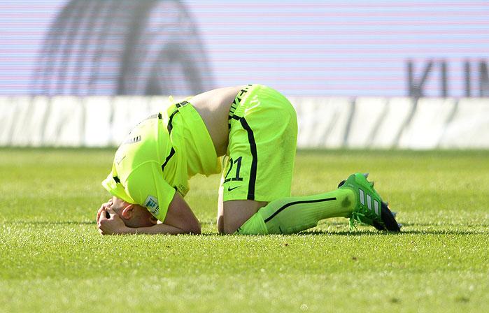 20170409_PD12459 (RM) Dominik Kohr FC Augsburg © Jan Kuppert / dpa Picture Alliance / picturedesk.com