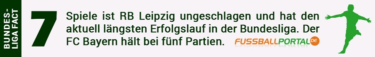 Facts Leipzig gegen Bayern 16/17