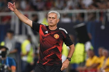 20170808_PD3949 (RM) Jose Mourinho © AFP PHOTO / Nikolay DOYCHINOV