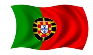 portugal fahne flagge