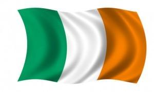 Irland Flagge © moonrun - Fotolia.com