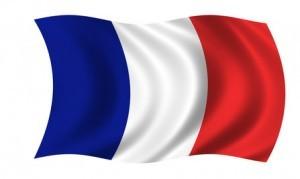 Frankreich Flagge © moonrun - Fotolia.com