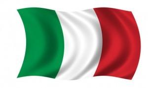 Italien Flagge © moonrun - Fotolia.com