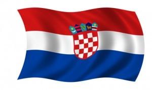 Kroatien Flagge © moonrun - Fotolia.com
