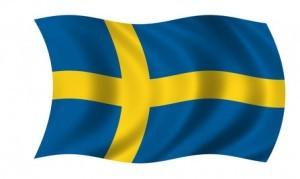 Schweden Flagge © moonrun - Fotolia.com