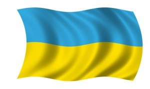 Ukraine Flagge © moonrun - Fotolia.com