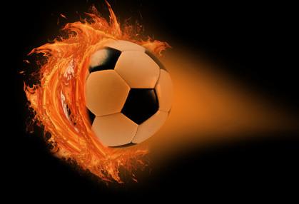 Feuerfussball - (c) fotolia - suzannmeer