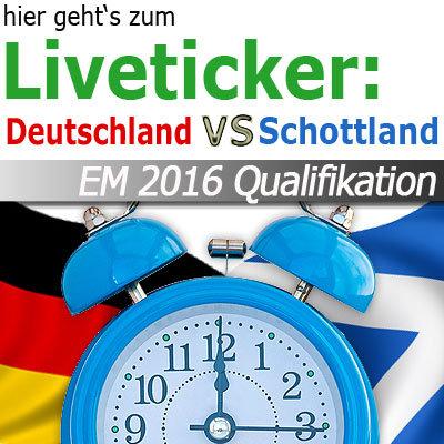 live ticker deutschland schottland