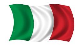 EM 2016 Fahne Italien
