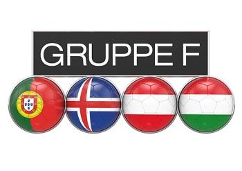 Europameisterschaft Gruppe F