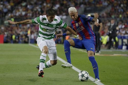 Neymar - Emilio Morenatti / AP / picturedesk.com