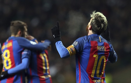 Lionel Messi - Scott Heppell / AP / picturedesk.com - 20161123_PD6197 (RM)