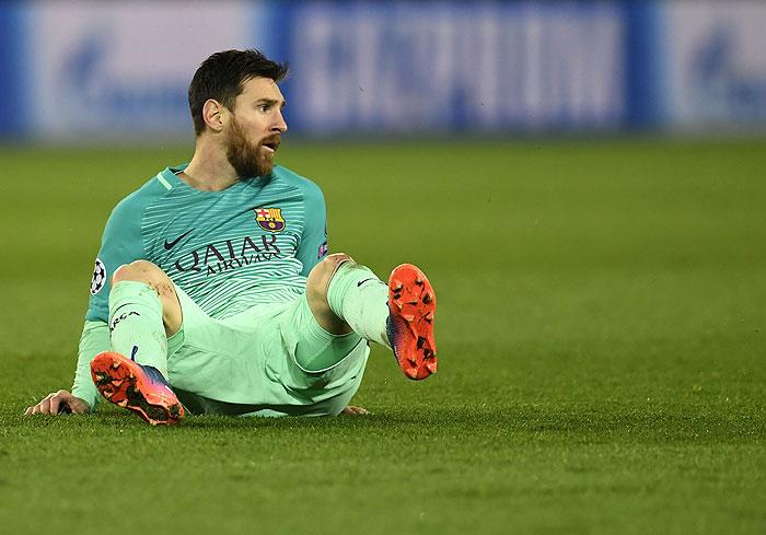 20170214_PD7779 (RM) Lionel Messi Barcelona © CHRISTOPHE SIMON / AFP / picturedesk.com
