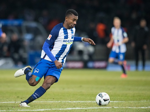 Salomon Kalou - Annegret Hilse / dpa Picture Alliance / picturedesk.com