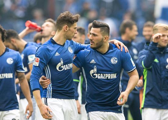 Schalke 04 - Anke Waelischmiller / dpa Picture Alliance / picturedesk.com - 20170408_PD14679 (RM)
