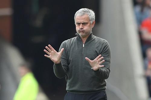 Jose Mourinho - SCOTT HEPPELL / AFP / picturedesk.com - 20170409_PD3192 (RM)