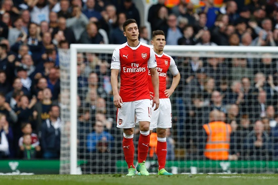 Premier League 2016/17: FC Arsenal – Man United Tipp & Wettquoten