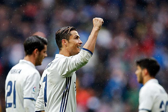 20170429_PD5087 (RM) Cristiano Ronaldo © Francisco Seco / AP / picturedesk.com