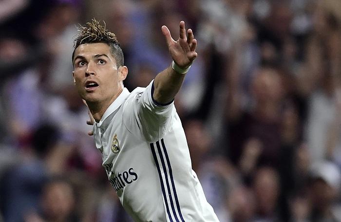 20170502_PD8156 (RM) Cristiano Ronaldo JAVIER SORIANO / AFP / picturedesk.com