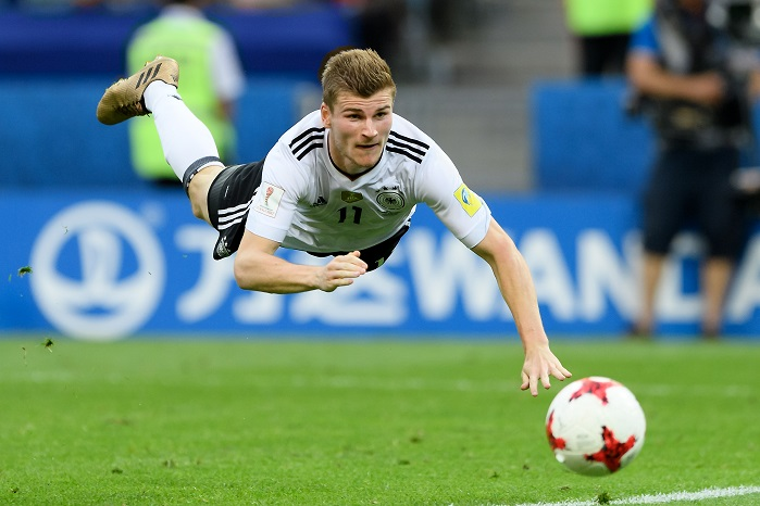 20170625_PD13681 (RM) Timo Werner Marvin Ibo / dpa Picture Alliance / picturedesk.com