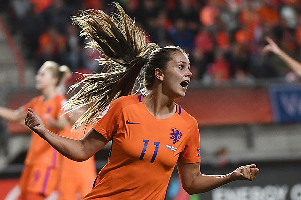 20170803_PD5603 (RM) Lieke Martens Niederlande Frauen EM © JOHN THYS / AFP / picturedesk.com