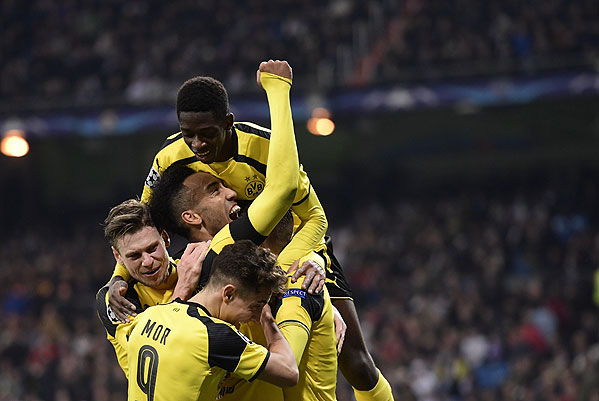 Champions League 17/18: Dortmund – Real Madrid Wettquoten & Tipp