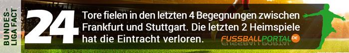 Bilanz Frankfurt - Stuttgart