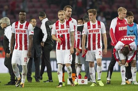 20170920_PD14584 (RM) 1. FC Köln ©  Volker Essler / dpa Picture Alliance / picturedesk.com
