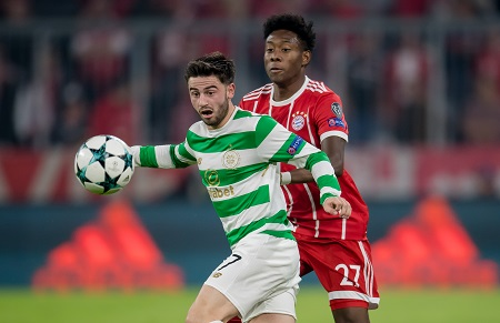 Champions League 17/18: Celtic Glasgow – Bayern Wettquoten & Tipp