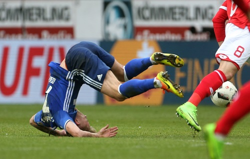 Max Meyer - credits: Thomas Frey / dpa / picturedesk.com
