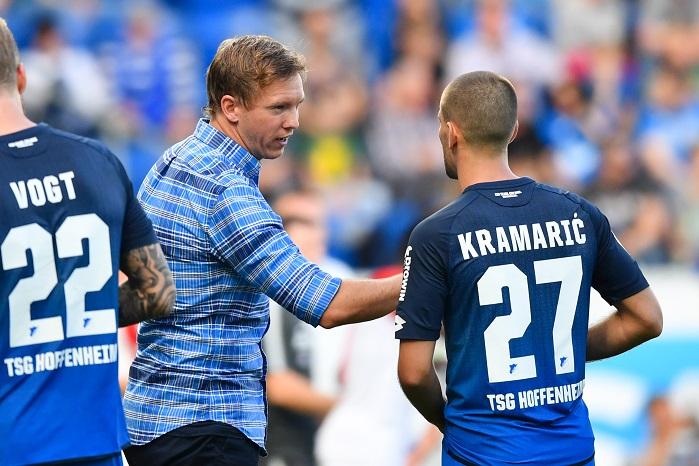 20171014_PD3225 (RM) Julian Nagelsmann TSG Hoffenheim Uwe Anspach / dpa / picturedesk.com
