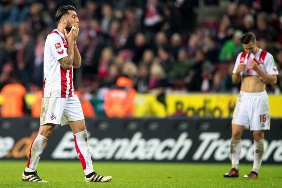 Der 1. FC Köln in der Krise