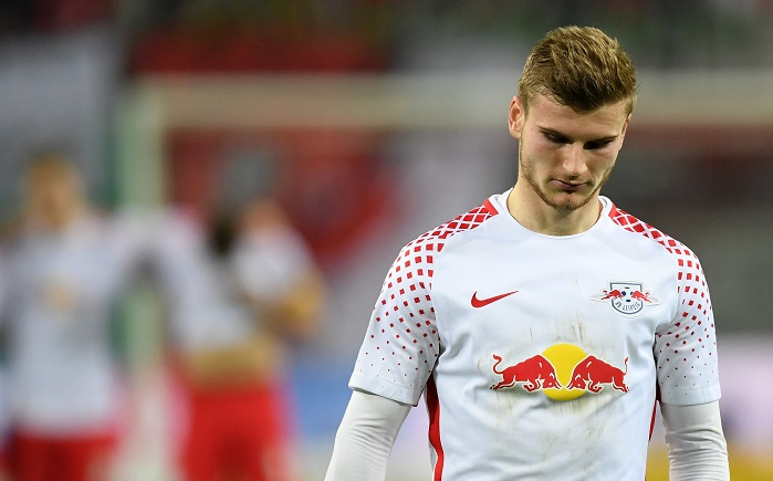 20171025_PD9689 (RM) Timo Werner RB Leipzig Hendrik Schmidt / dpa / picturedesk.com