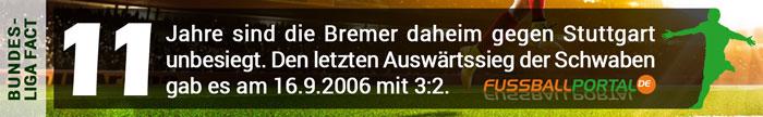 Fact Bremen Stuttgart