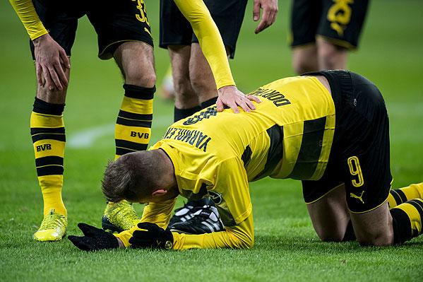 20171202_PD5386 (RM) Andrej Jarmolenko Dortmund © Bernd Thissen / dpa / picturedesk.com