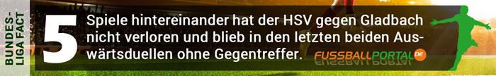 Fact Gladbach - HSV