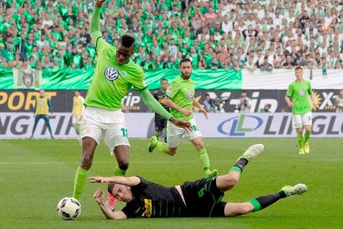 Osimhen vs Kramer - credits: Peter Steffen / dpa / picturedesk.com