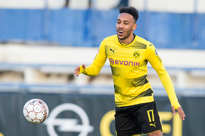 20180108_PD8995 (RM) Pierre-Emerick Aubameyang BVB © David Inderlied / dpa / picturedesk.com