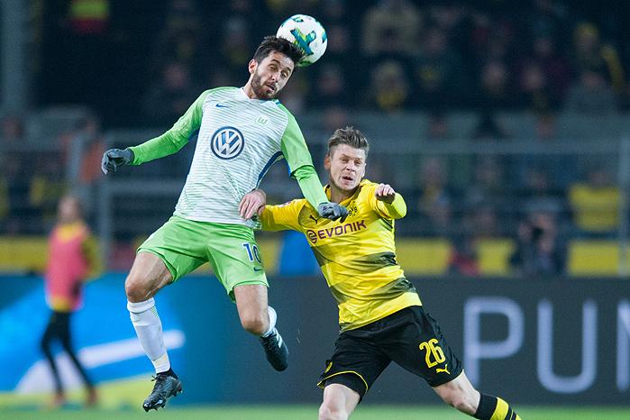20180114_PD11033 (RM) Yunus Malli VfL Wolfsburg © Elmar Kremser / dpa Picture Alliance / picturedesk.com