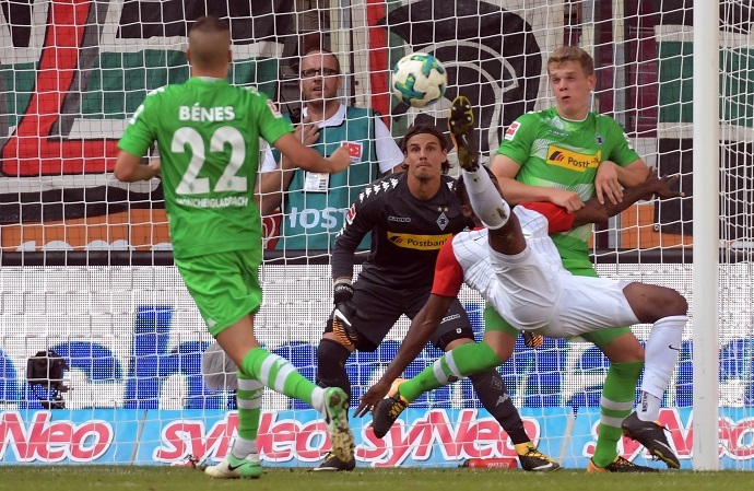 Gladbach vs Augsburg - credits: Stefan Puchner / dpa / picturedesk.com